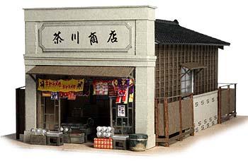 茶川商店に組込例