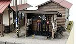 信号梃子小屋プロトタイプ/photo:RMM