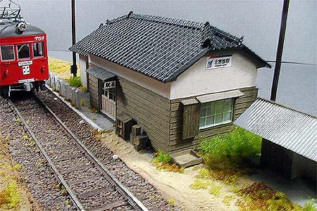 北野畑駅イメージです
