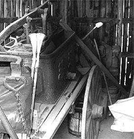喞筒小屋内部のイメージです